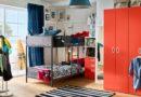 Советы по оформлению детской комнаты с помощью мебели и аксессуаров ИКЕАСоветы по оформлению детской комнаты с помощью мебели и аксессуаров ИКЕА