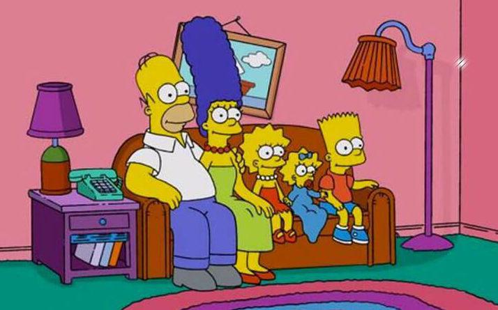 ИКЕА воссоздала интерьеры из сериалов «Симпсоны» и «Друзья»