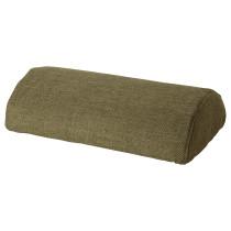 Чехол на подушку БЕДИНГЕ зеленый артикуль № 602.745.01 в наличии. Интернет магазин IKEA Республика Беларусь. Быстрая доставка и монтаж.