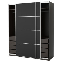 Гардероб ПАКС артикуль № 291.195.98 в наличии. Online каталог IKEA Минск. Недорогая доставка и соборка.