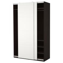 Гардероб ПАКС белый артикуль № 690.299.73 в наличии. Online каталог IKEA Беларусь. Быстрая доставка и установка.