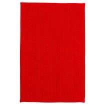 Коврик для ванной БАДАРЕН ярко-красный артикуль № 502.996.44 в наличии. Online каталог IKEA РБ. Быстрая доставка и установка.