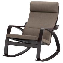 Кресло-качалка ПОЭНГ коричневый артикуль № 390.108.71 в наличии. Онлайн магазин ИКЕА Республика Беларусь. Недорогая доставка и установка.