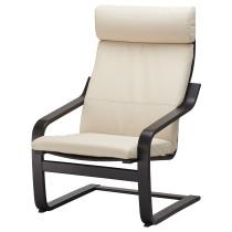 Кресло ПОЭНГ бежевый артикуль № 390.893.98 в наличии. Онлайн магазин IKEA Минск. Недорогая доставка и соборка.