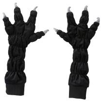 Перчатки-лапы, 1 пара ЛАТТО черный артикуль № 803.022.49 в наличии. Онлайн каталог ИКЕА РБ. Недорогая доставка и установка.