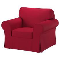 Кресло ЭКТОРП красный артикуль № 691.335.02 в наличии. Онлайн каталог IKEA РБ. Недорогая доставка и соборка.