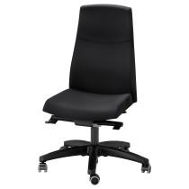 Рабочий стул ВОЛЬМАР черный артикуль № 003.201.91 в наличии. Онлайн каталог IKEA Минск. Быстрая доставка и установка.