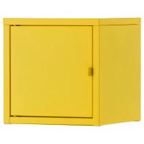 Шкаф ЛИКСГУЛЬТ желтый артикуль № 303.286.66 в наличии. Интернет магазин IKEA Минск. Недорогая доставка и соборка.