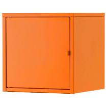 Шкаф ЛИКСГУЛЬТ оранжевый артикуль № 903.286.68 в наличии. Online сайт IKEA Беларусь. Недорогая доставка и установка.