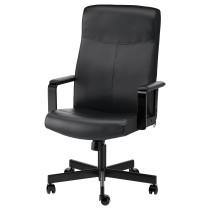 Рабочий стул МИЛЛБЕРГЕТ черный артикуль № 903.394.12 в наличии. Онлайн магазин ИКЕА РБ. Недорогая доставка и монтаж.