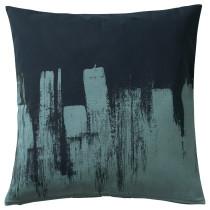 Чехол на подушку СЛОЙГРАН синий артикуль № 703.650.77 в наличии. Online магазин IKEA РБ. Быстрая доставка и монтаж.