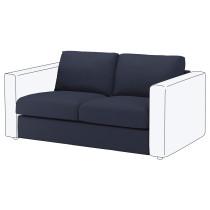 2-местная секция ВИМЛЕ артикуль № 092.195.08 в наличии. Интернет каталог IKEA РБ. Быстрая доставка и установка.