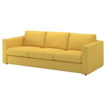 3-местный диван ВИМЛЕ артикуль № 892.069.22 в наличии. Онлайн магазин IKEA Минск. Недорогая доставка и установка.