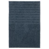 Коврик для ванной ВОКСШЁН темно-синий артикуль № 203.509.07 в наличии. Онлайн магазин IKEA РБ. Быстрая доставка и монтаж.