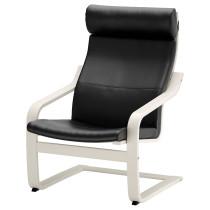 Кресло ПОЭНГ черный артикуль № 592.515.91 в наличии. Интернет сайт IKEA Минск. Недорогая доставка и соборка.