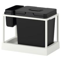 Контейнеры для/мусора,в кухонный шкаф ВАРЬЕРА / УТРУСТА артикуль № 092.827.93 в наличии. Интернет магазин IKEA РБ. Быстрая доставка и установка.