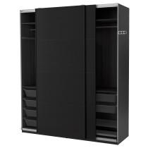 Гардероб ПАКС артикуль № 992.487.52 в наличии. Онлайн каталог IKEA Минск. Недорогая доставка и монтаж.
