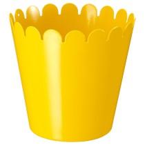 Кашпо СОММАР 2019 желтый артикуль № 404.184.64 в наличии. Онлайн сайт IKEA Минск. Недорогая доставка и монтаж.