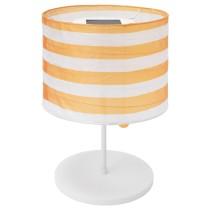 Настольная светодиодная лампа, солнечная батарея СОЛВИДЕН желтый/белый артикуль № 304.220.32 в наличии. Интернет сайт ИКЕА Республика Беларусь. Недорогая доставка и соборка.