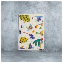 Ковер, короткий ворс ИКЕА АРТ-ИВЕНТ 2019 разноцветный артикуль № 504.353.59 в наличии. Online сайт IKEA РБ. Недорогая доставка и монтаж.