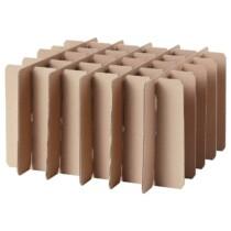 Разделитель для упаковочной коробки ОМБЮТЕ артикуль № 504.466.64 в наличии. Online магазин IKEA РБ. Быстрая доставка и установка.